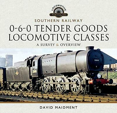 £23.52 • Buy Southern Railway  0-6-0 Tender Goods Locomotive Class By David Maidment New Book