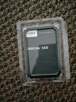 1TB Crucial MX500 SATA 2.5 Inch Internal SSD Solid State Drive 3D NAND RRP £106  • 21£