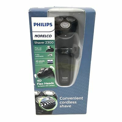 AU24.25 • Buy Norelco Philips Beard Trimmer 2300 4D Flexhead Electric Shaver #U6822
