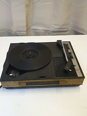 £19.99 • Buy Vintage 1970's Fidelity HF42 Mains Powered Portable Record Player