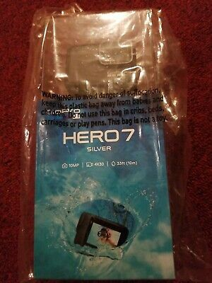 $ CDN230.50 • Buy GoPro HERO7 Silver 4K30 Action Camera Brand New Sealed Never Used 10 MP 33ft NIB