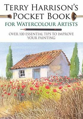 £6.49 • Buy Terry Harrison� S Pocket Book For Watercolour Artists: Ov... By Harrison, Terry