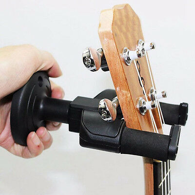 $ CDN8.97 • Buy Electric Guitar Hanger Holder Stand Rack Hook Wall Mount For All Size GuiCASG