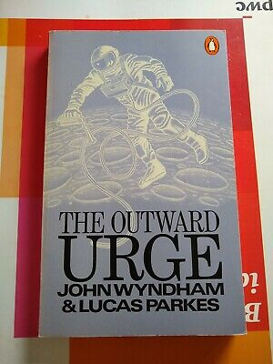 £10 • Buy The Outward Urge, By John Wyndham - SF Paperback, Penguin Books, 1977