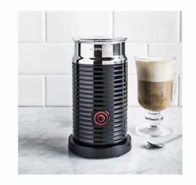 £25 • Buy BNIB Nespresso Aeroccino 3 Milk Frother Black