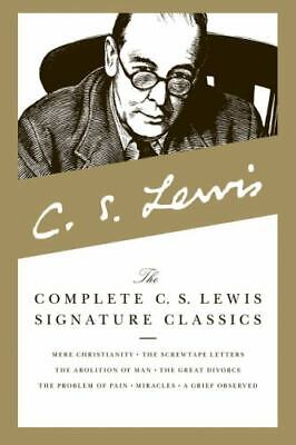 £2.58 • Buy The Complete C. S. Lewis Signature Classics