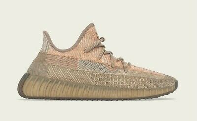 $ CDN436.72 • Buy SHIPS ASAP NEW DS 2020 Adidas Yeezy Boost 350 FZ5240 V2 Sand Taupe Mens 7.5 9 11