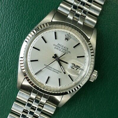 $ CDN6064.54 • Buy 🔥 1970 Rolex Oyster Perpetual Datejust Ref. 1601 - Collector's Set
