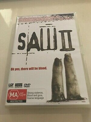 $ CDN12.18 • Buy New & Sealed Saw II DVD Donnie Wahlberg Beverly Mitchell Tobin Bell Dina Meyer