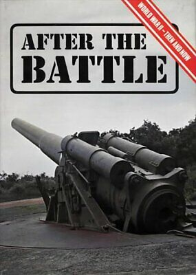 £28 • Buy After The Battle V.6 (WW II Then And Now) - Hardback - Good Condition