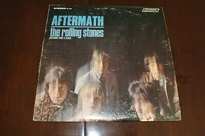 £17.74 • Buy THE ROLLING STONES – Aftermath London Records PS 476