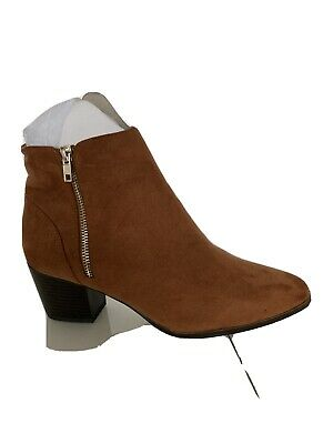 £10 • Buy Red Herring Tan Boots.  Size 8.  Brand New.
