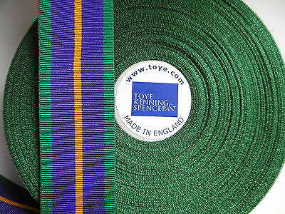 £1.49 • Buy  MYB198B Accumulated Campaign Service Medal 1994 Ribbon Full Size 30cm (12 )