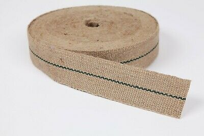 £7.95 • Buy 10 Meters 12lb Traditional 2  Webbing - Upholstery Supplies