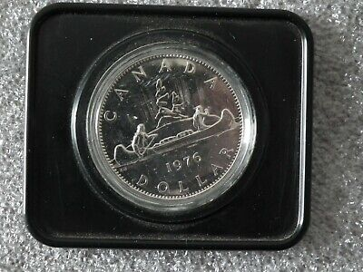 £14.50 • Buy Canadian Dollar 1976 Mint / Proof Like /Sealed  In Original Blue Case