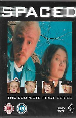 £2.50 • Buy Spaced Series 1 DVD NEW And SEALED Simon Pegg Jessica Hynes Nick Frost