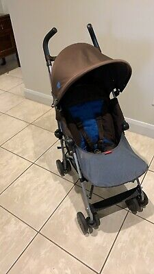 AU150 • Buy Maclaren Quest Arc Travel Stroller AS NEW With Spare Covers