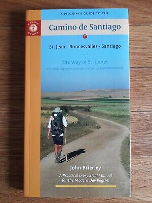 £10.50 • Buy A Pilgrim's Guide To The Camino De Santiago By John Brierley (Paperback 2009)
