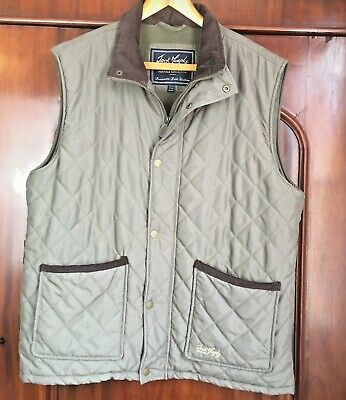 £19.99 • Buy Jack Murphy Men's Green Quilted Gilet/Sleeveless Jacket Size XXL Countryside 2XL
