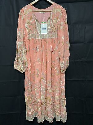 AU280 • Buy Spell Designs Hendrix Boho Dress M BNWT
