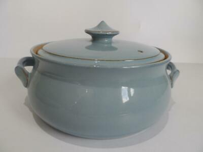 £24.99 • Buy Denby Colonial Blue Lidded  Tureen / Casserole Dish Hardly Used