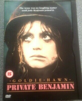 £2.35 • Buy Private Benjamin*dvd*goldie Hawn*classic Comedy Movie Film*rated 15