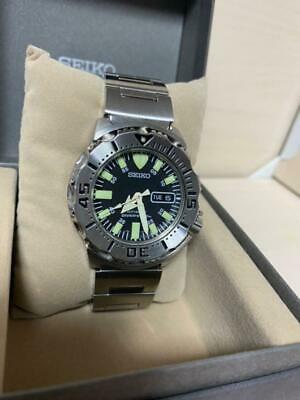 $ CDN561.42 • Buy Seiko Black Monster Divers Automatic Day/Date Men's Watch Wl29800