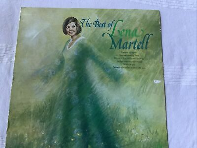 £1.99 • Buy Vinyl Record LP The Best Of Lena Martell. Vintage. Collectible.