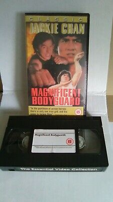 $ CDN10.14 • Buy Jackie Chan: Magnificent Bodyguard VHS Video Tape - 281/21