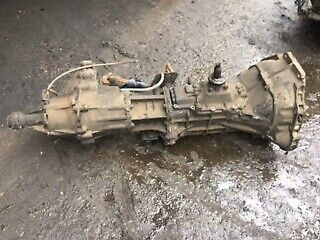 $695 • Buy Ford F150 Triton M5r2 4 X 4 Five Speed Transmission Good Cond For 4.6 & 5.4