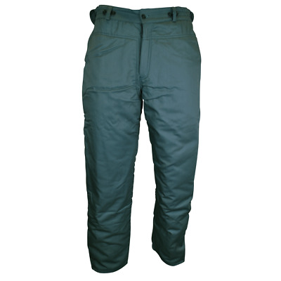 £31.99 • Buy Chainsaw Trousers Francital Green Class 1 Type A Small