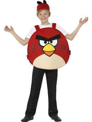 £16.99 • Buy Red Angry Birds - Child Costume
