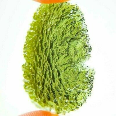 £179.99 • Buy 33.2 Ct Moldavite Beautiful Apple Green Colour With Certificate - Chlum