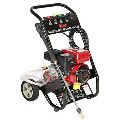 £259.95 • Buy Jet Petrol High Pressure Washer Engine Cleaner 8 HP 3950PSI Power Wheel Portable