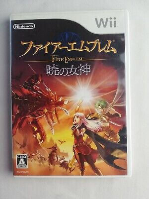 £26.06 • Buy Fire Emblem: Radiant Dawn - Nintendo Wii - 2007 - [Japanese Wii Only]