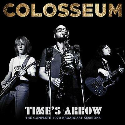 £6.71 • Buy Colosseum - Time's Arrow ( 2 CD SET) - Colosseum CD 6XLN The Cheap Fast Free The