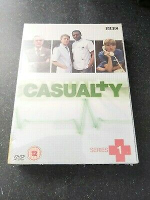 £49.95 • Buy New/sealed CLASSIC CASUALTY - SERIES 1 ONE DVD SET -  UK Fast/Free Post