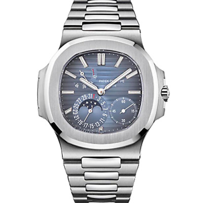 £76135.84 • Buy Patek Philippe 5712 Nautilus Stainless Steel Mens Watch Box/Papers 5712/1A-001
