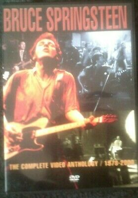 £2.98 • Buy Bruce Springsteen The Complete Video Anthology 1978 - 2000*dvd*