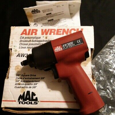 $175 • Buy MAC Tools AW 3800 3/8  Square Drive New In Box