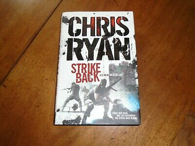 £7.99 • Buy Chris Ryan Signed Strike Back First Edition