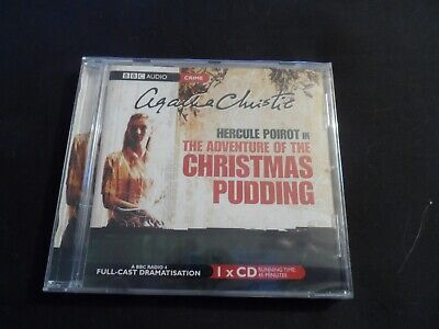 £4.90 • Buy Agatha Christie : Adventure Of The Christmas Pudding, The (Moffat) CD (2006)