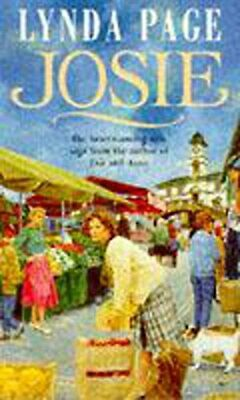 £9.68 • Buy Josie: A Young Woman?s Struggle In Life And Love By Lynda Page New Book