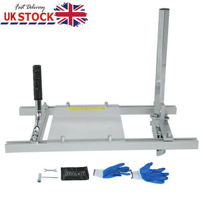 £56.05 • Buy Aluminum Portable Chainsaw Mill Frame Accessory Woodworking Cutting Tool 20in