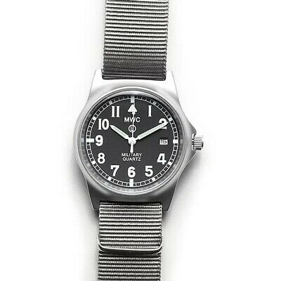 £69.08 • Buy MWC Men's Swiss Military Quartz Watch G10 LM Stainless Steel With Date Window