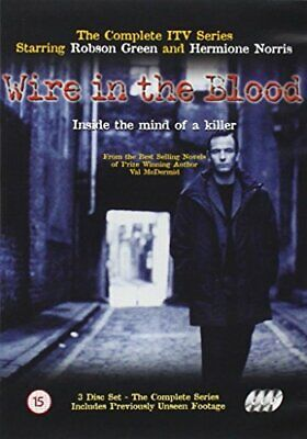 £5.28 • Buy Wire In The Blood: The Complete Series 1 [DVD] [2002]