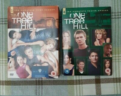 £6 • Buy One Tree Hill Season 1 And 4 Complete Boxsets
