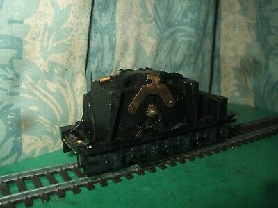 £52.95 • Buy HORNBY LNER A3/A4 CLASS MOTORISED TENDER CHASSIS ONLY - BLACK WHEELS - No.3