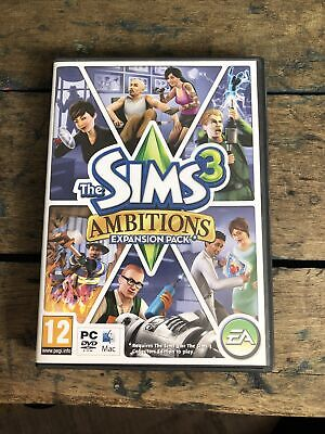 £4.99 • Buy The Sims 3: Ambitions (PC: Mac, 2010) FREE POSTAGE