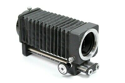 $25 • Buy Rare Yashica / Contax M42 Auto Extension Bellows - Leaks Light